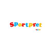Sportpret vzw logo