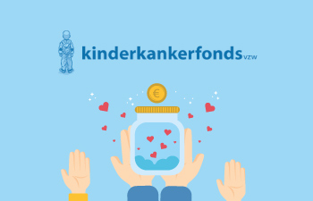 Deposit 5 euros to the Children's Cancer Fund